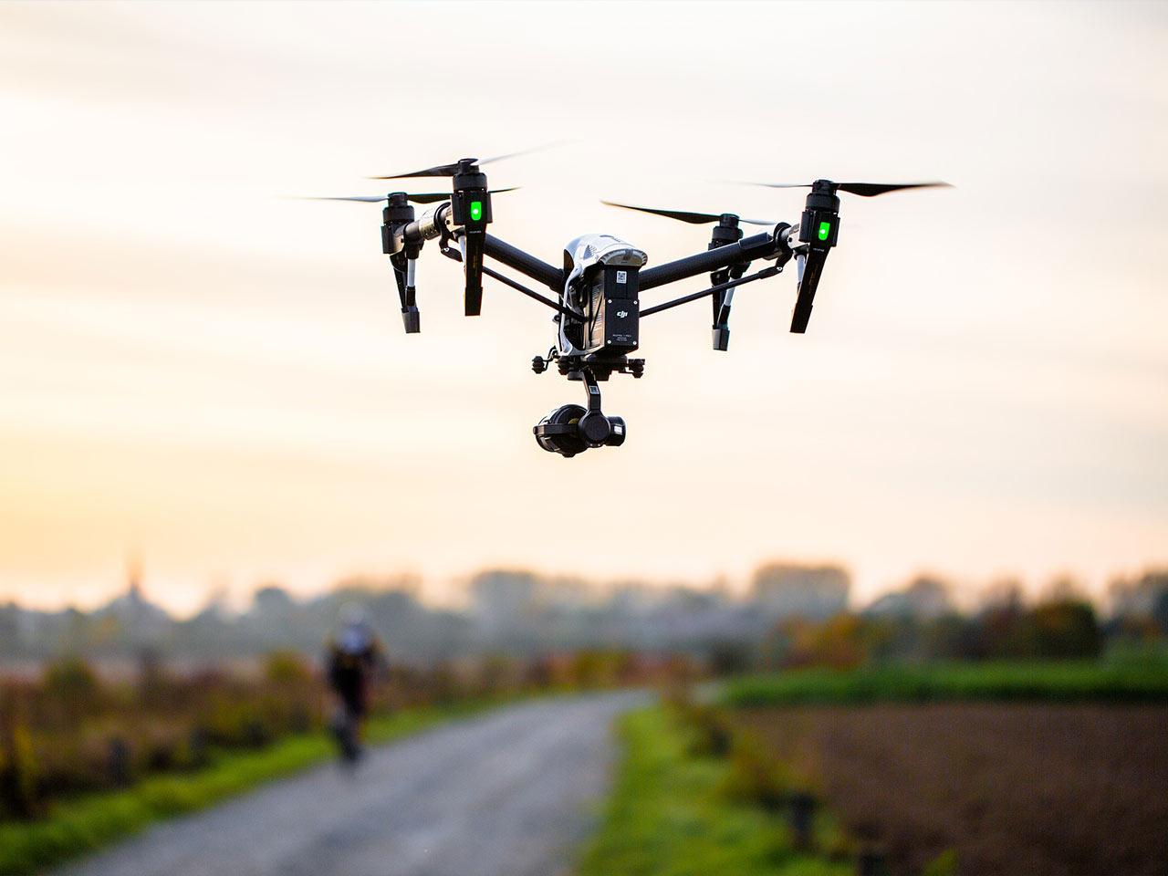 Betriebliche Organisation für einen sicheren Betrieb von Multikoptern (Drohnen)