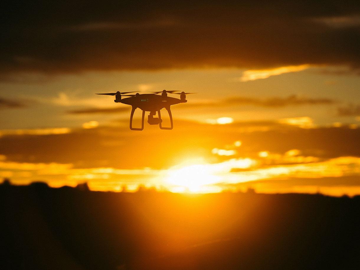 Flugbetrieb von Multikoptern (Drohnen)