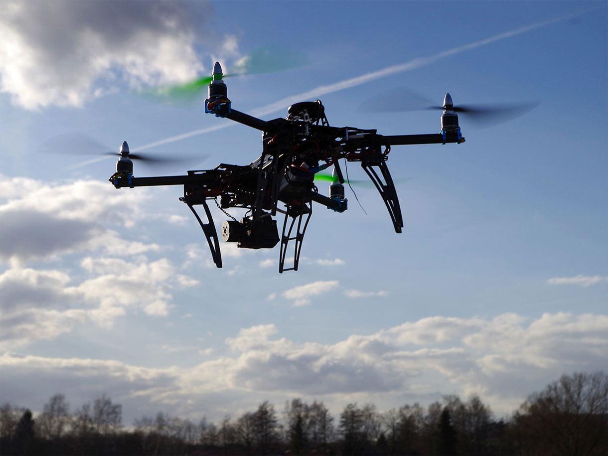 Rechtliche Grundlagen für Multikopter (Drohnen)