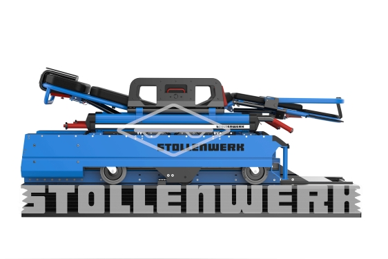 Compact Power Stretcher System
